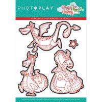 Photoplay Dragon Dreams Etched Metal Dies