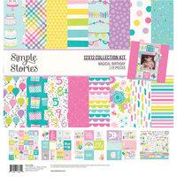 Simple Stories Magical Birthday 12 x 12 Collection Kit