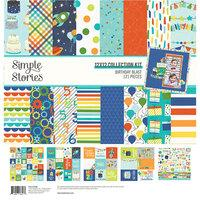 Simple Stories Birthday Blast 12 x 12 Collection Kit