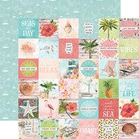 Simple Stories Simple Vintage Coastal 2 x 2 Elements