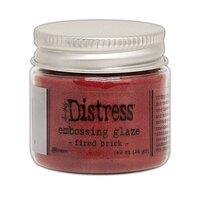 Tim Holtz Distress Embossing Glaze Fired Brick