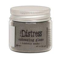 Tim Holtz Distress Embossing Glaze Hickory Smoke