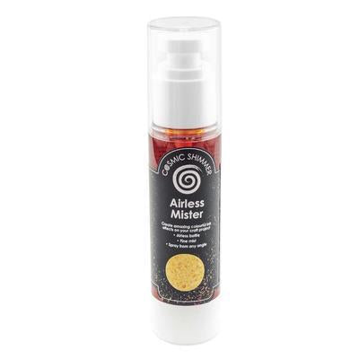 Cosmic Shimmer Airless Mister Amber Lights