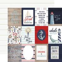 Carta Bella By The Sea 3 x 4 Journaling Cards