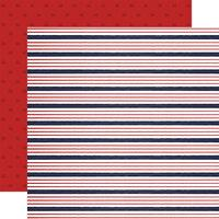 Carta Bella By The Sea Sailor Stripe