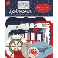Carta Bella By The Sea Ephemera Pack