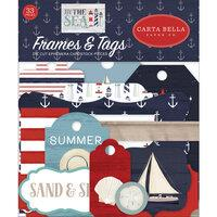 Carta Bella By The Sea Frames & Tags