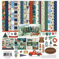 Carta Bella Summer Camp Collection Kit
