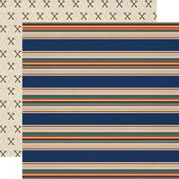 Carta Bella Summer Camp Summer Stripe