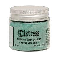Tim Holtz Distress Embossing Glaze Speckled Egg