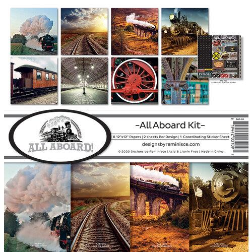 Reminisce All Aboard Kit