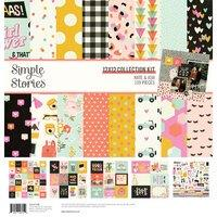 Simple Stories Kate & Ash 12 x 12 Collection Kit