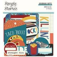 Simple Stories Bro & Co. Journal Bits