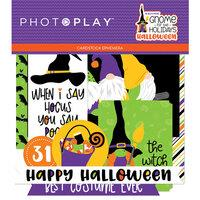 Photoplay Gnome for the Holidays Halloween Cardstock Ephemera