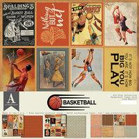 Authentique All Star Basketball Collection Kit
