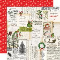 Simple Stories Simple Vintage North Pole Merry Memories