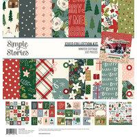 Simple Stories Winter Cottage Collection Kit