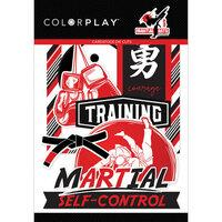 Photoplay Martial Arts Die Cuts