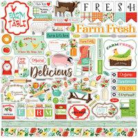 Carta Bella Farm To Table Element Sticker