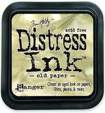 Ranger Tim Holtz Distress Ink Old Paper