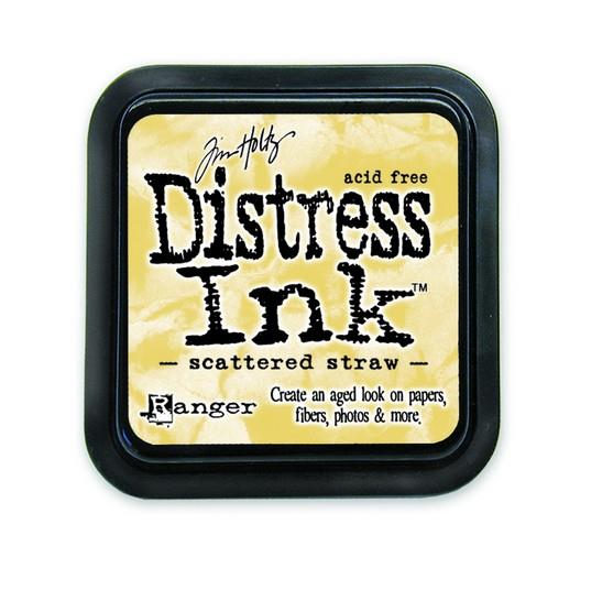 Ranger Tim Holtz Distress Ink Scattered Straw
