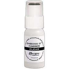 Ranger Emboss It Dabber Clear