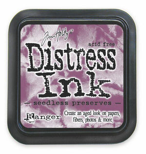Ranger Tim Holtz Distress Ink Seedless Preserves