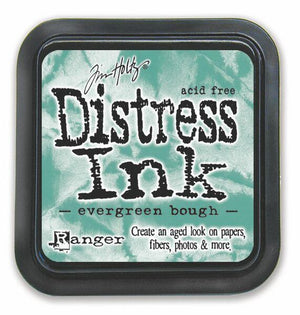 Ranger Tim Holtz Distress Ink Evergreen Bough