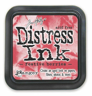 Ranger Tim Holtz Distress Ink Festive Berries