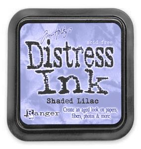 Ranger Tim Holtz Distress Ink Shaded Lilac