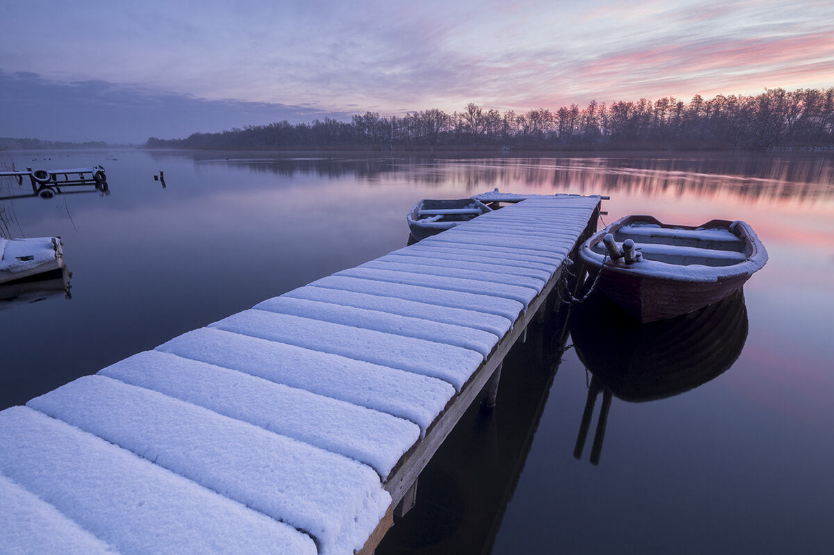 7 Winter Dock Safety Tips