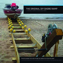 Boat Ramp Kit 2000 Lbs Capacity : Tommy Docks - Boat Dock Sets, Dock Hardware & Dock Accessories