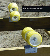 Extra Boat Ramp Rollers - Use With Product Sd-2000 : Tommy Docks - Boat Dock Sets, Dock Hardware & Dock Accessories