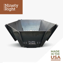 "Ninetyright Flat Pack Fire Pit – Steel – 30"" : Tommy Docks - Boat Dock Sets, Dock Hardware & Dock Accessories"