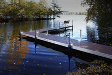 Stealth Solar Lithium Bright White LED Dock, Deck and Pathway Light