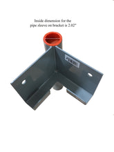 """A"" Outside Corner Bracket - Heavy Duty 