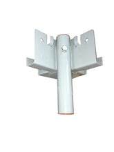 """D"" Inside Corner Bracket (3 Way) - Heavy Duty : Tommy Docks - Boat Dock Sets, Dock Hardware & Dock Accessories"