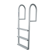 "Aluminum Ladder - 4"" Wide Step - 5 Lengths Available"