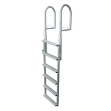 "Aluminum Lifting Ladder - 4"" Wide Step - 5 Lengths Available"