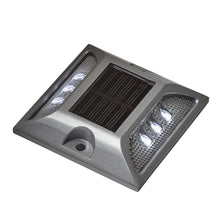 Solar Stud Led Light - Bright White (Single) : Tommy Docks - Boat Dock Sets, Dock Hardware & Dock Accessories