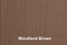4' X 5' Drop In Panel - PVC/WOODLAND BROWN (Used for 4' X 10' Section) | Tommy Docks - Dock Sets, Hardware & Accessories