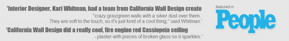 Kari Whitman California Wall Design