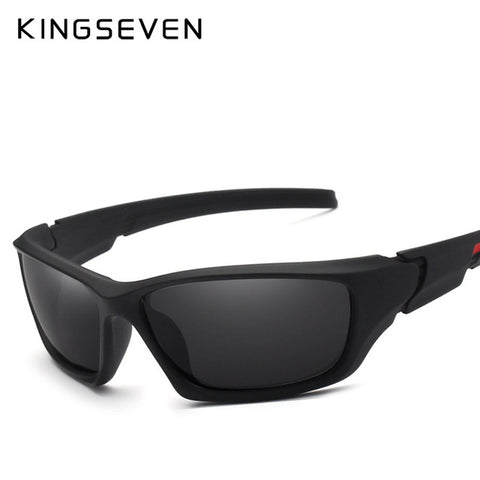 87206ae556e KINGSEVEN Fashion Polarized Sunglasses Men Luxury Brand Designer Vintage  Driving Sun Glasses Male Goggles Shadow UV400