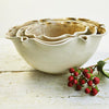 Nesting Bowl set in Chocolate Sorbet  - large or medium size