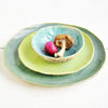 Handmade dinnerware Organic Soul 3 pc set