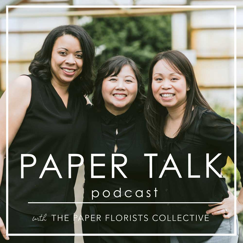 Paper Talk Podcast Interview with Carte Fini
