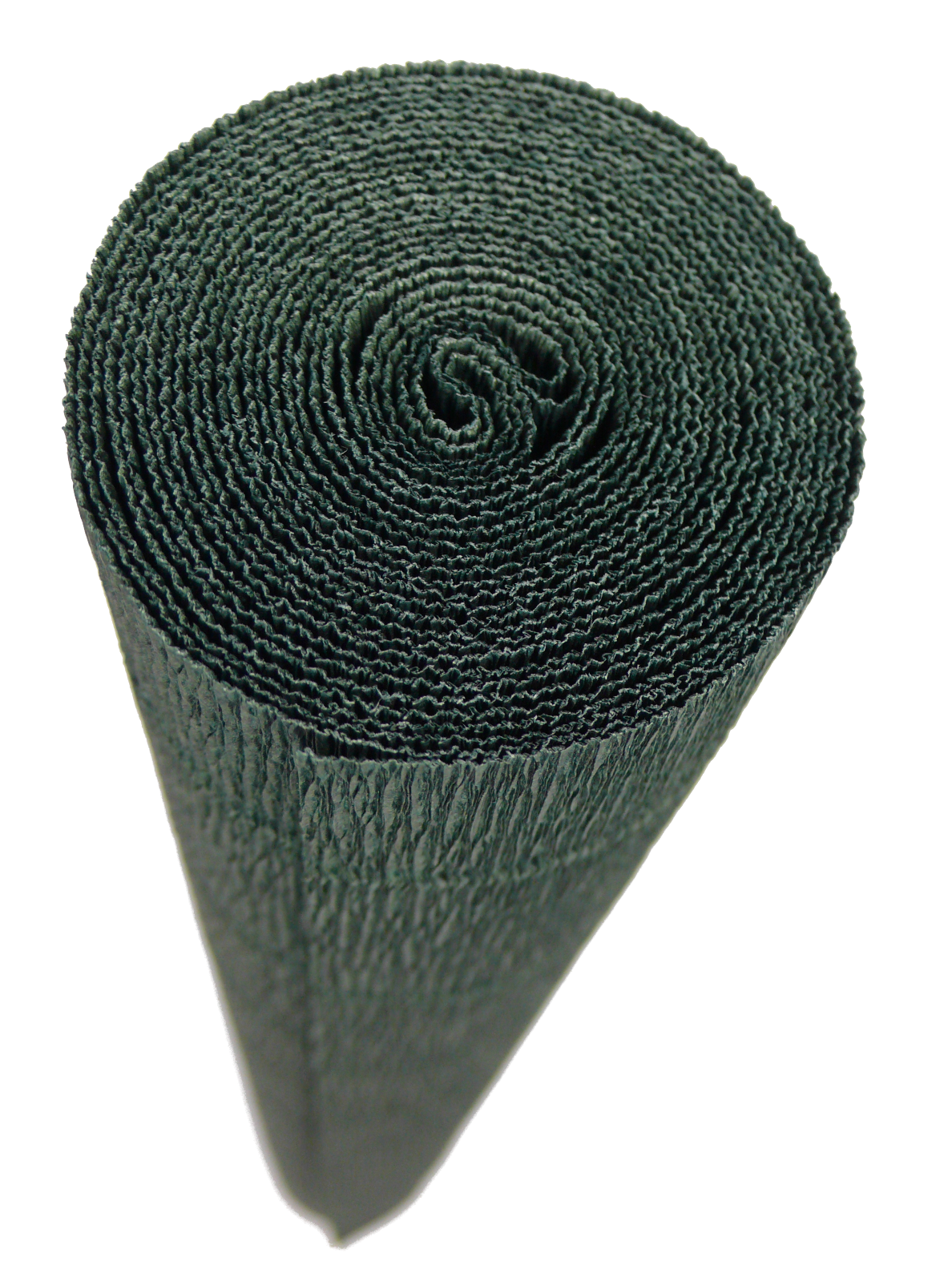 Italian Crepe Paper roll 180 gram - 16A/8 (561) AMAZON GREEN