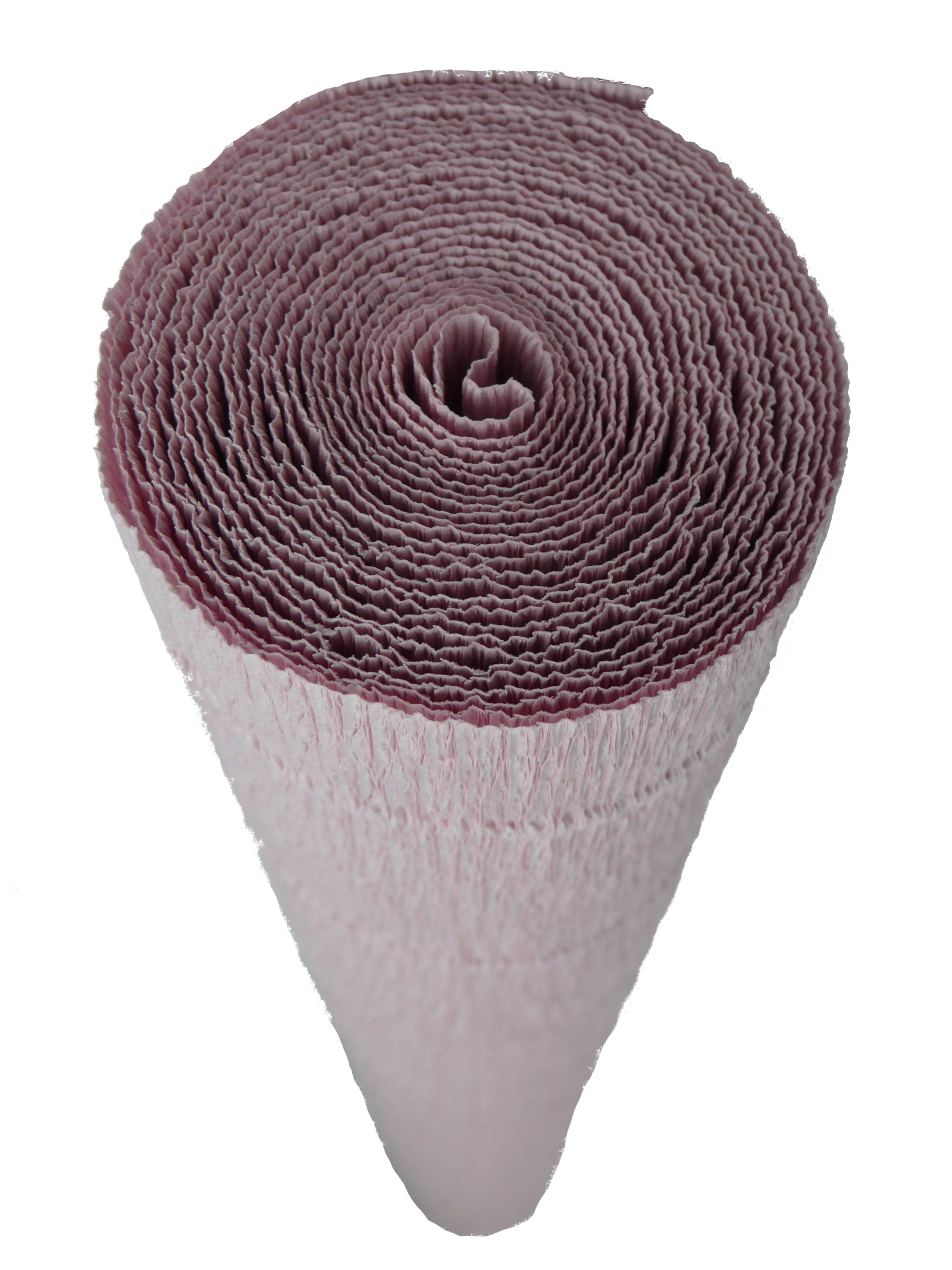 Italian Crepe Paper roll 180 gram - 17A/3 DISTANT DRUMS ROSE BY TIFFANIE TURNER
