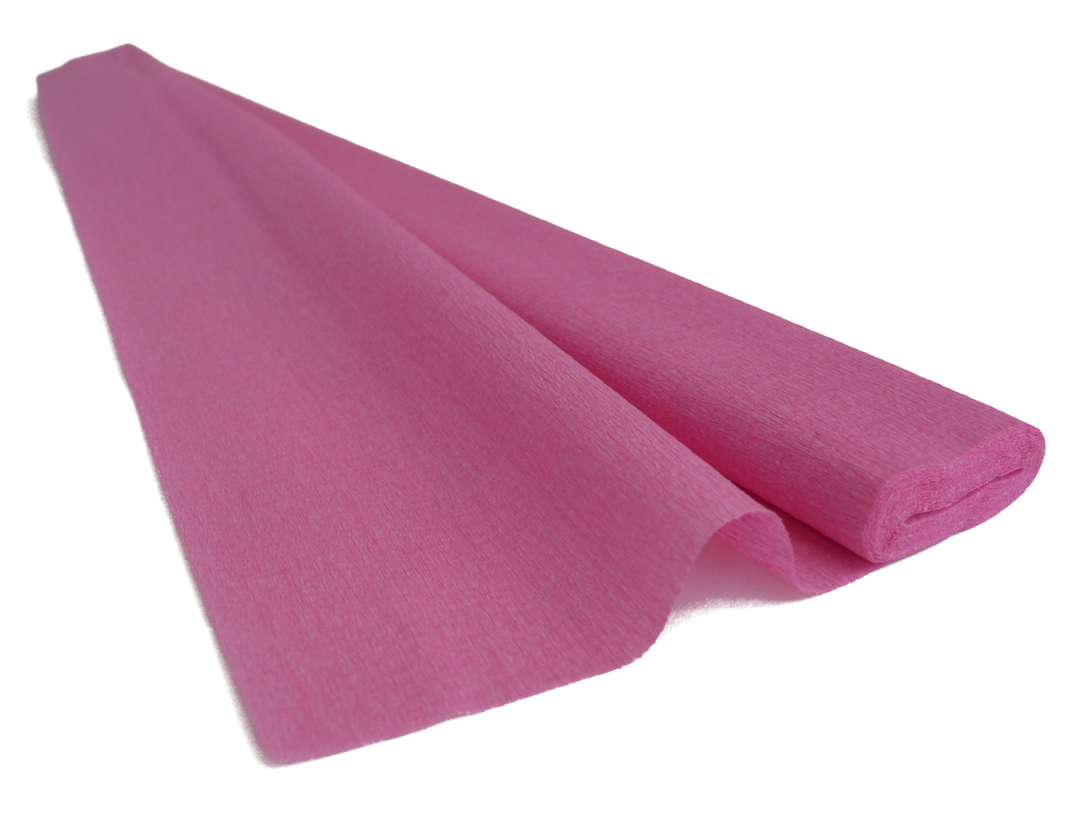 Italian Crepe Paper roll 60 gram - 202 PEACH BLOSSOM PINK