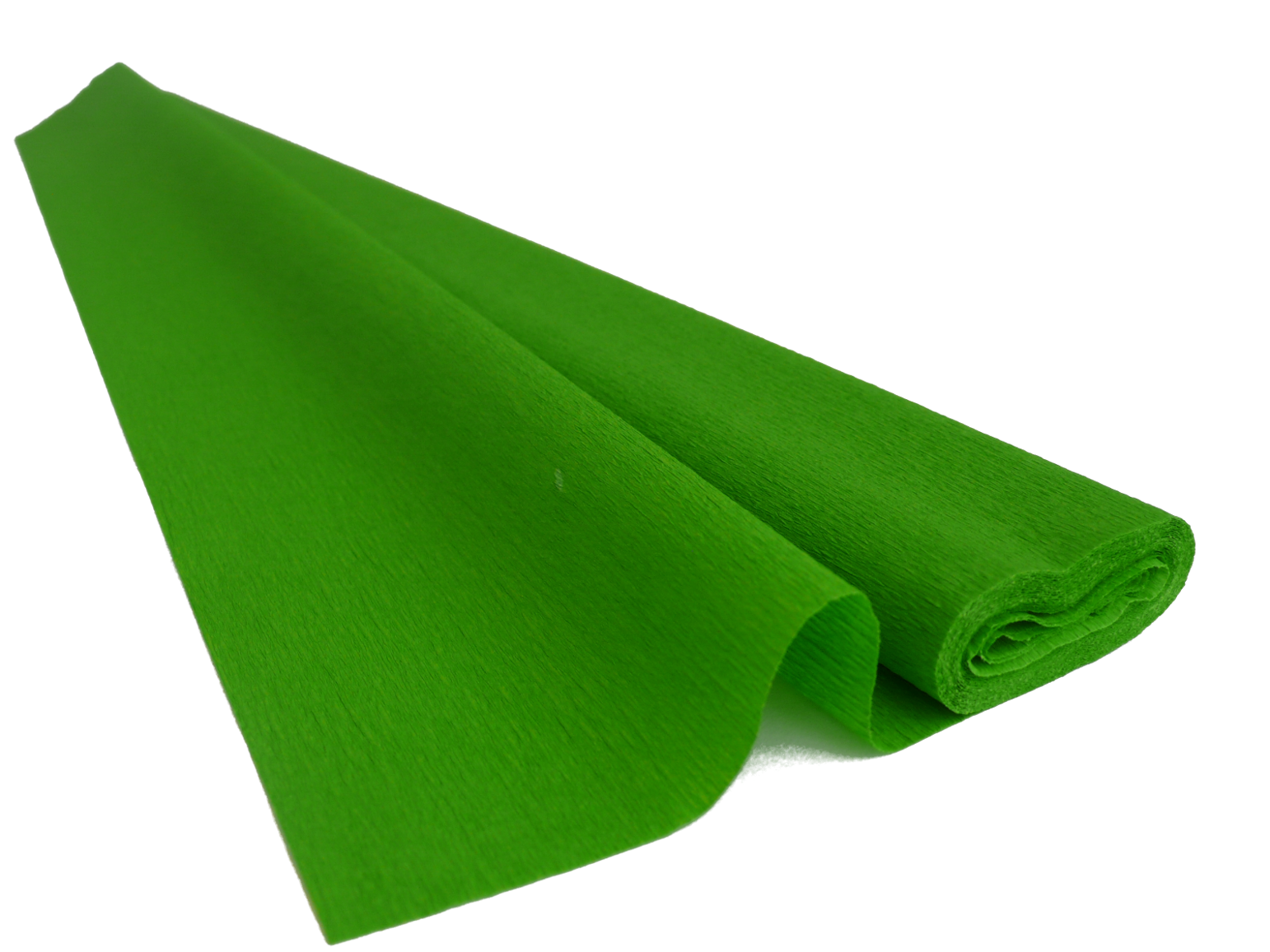 Italian Crepe Paper roll 60 gram - 232 APPLE GREEN